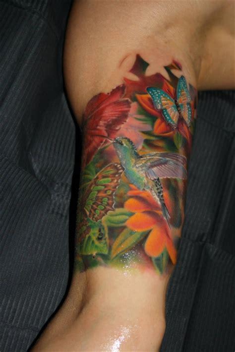 tattoo 3d kolibri stephan tempel kolibri fantasy arm t 228 towiert vontibor
