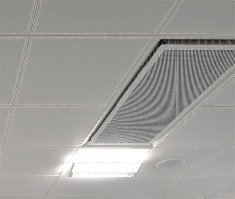 suspended metal pan ceilings sas system 130