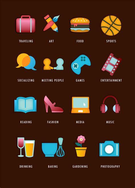 resume hobbies examples interests hobbies cv imagesinterests