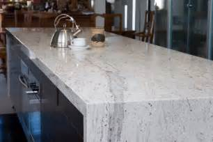 White Kitchen Island With Granite Top by Granite Kitchen Benchtops Vanities Bathrooms The