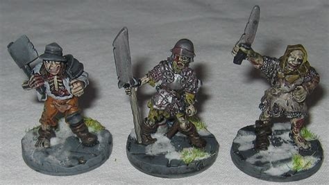painting workshop zombies colgar6 and the infinite legion of soldiers