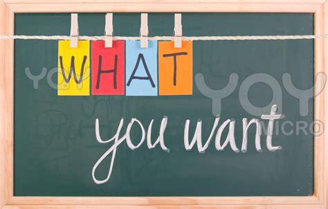 What Want what you want think and lead a modern approach to leadership