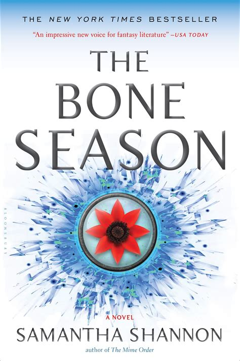 The Bone Season by A Book From The Beginning The Bone Season