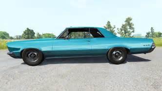 1965 Pontiac Lemans Gto Pontiac Tempest Lemans Gto 1965 For Beamng Drive
