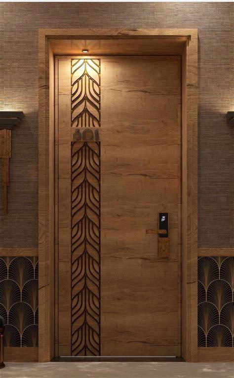 artistic wooden door design ideas