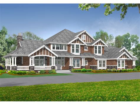 rocktrail luxury rustic home plan 071s 0042 house plans