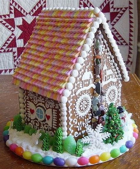 amazing traditional gingerbread houses