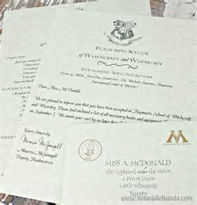 harry potter birthday invitations and authentic acceptance