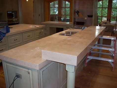 Light Colored Concrete Countertops by 17 Best Images About Concrete Countertops On