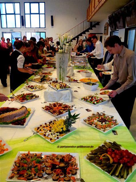 Hochzeit Catering hochzeit catering partyservice grillborzer ihr