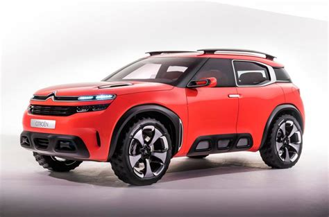 Citroen Suv by Citro 235 N Aircross Suv Concept Revealed Autocar