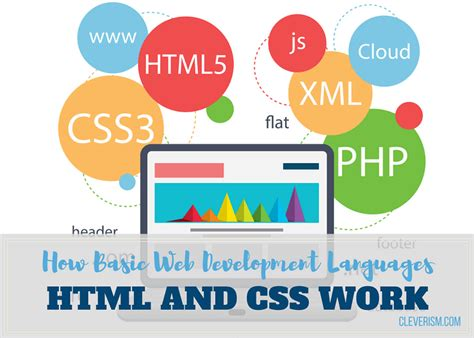 html and css 101 the essential beginner s guide to learning html coding essential coding books how basic web development languages html and css work