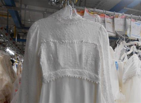 wedding gown preservation co before and after affordable preservation company