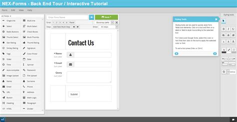 tutorial web builder 9 nex forms the ultimate wordpress form builder by basix