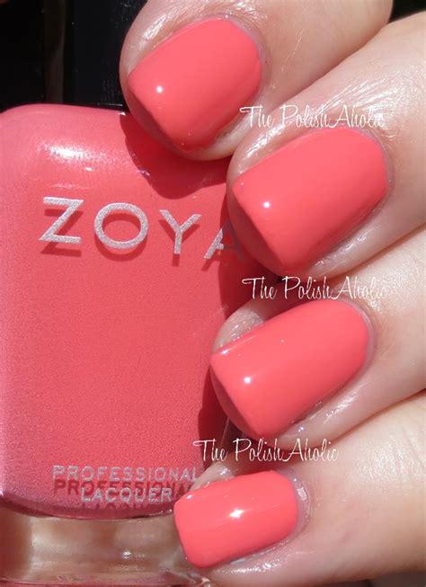 Eyeshadow Zoya wendy zoya summer 2014 tickled collection swatches nail summer 2014