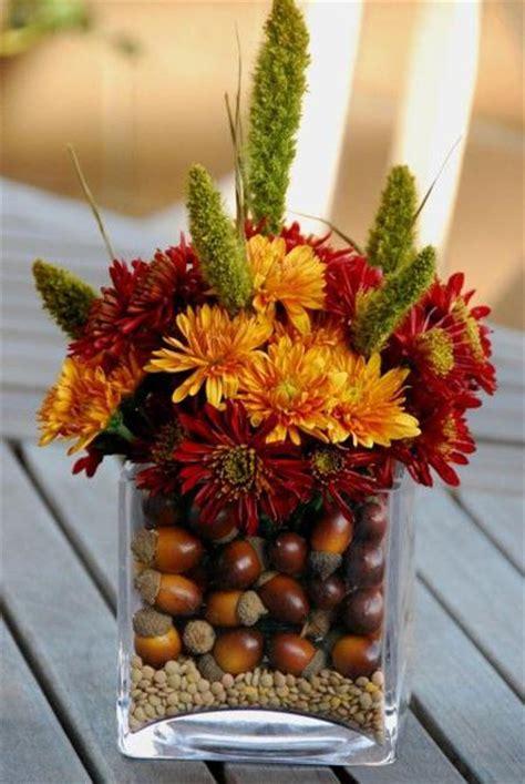 fall flower arrangements thanksgiving table