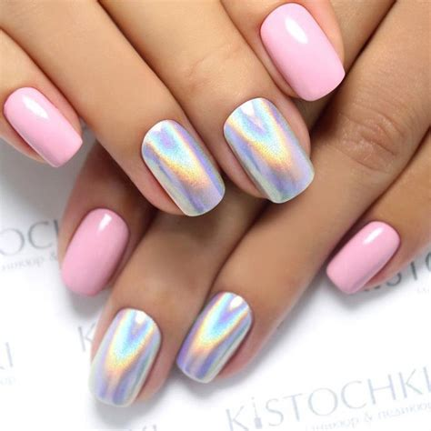 pink chrome best 10 pink chrome nails ideas on chrome