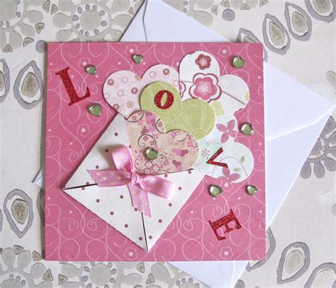how to make a cards craft challenge valentines card hobbycraft