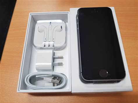 brand  open box apple iphone se gb zoombiefone