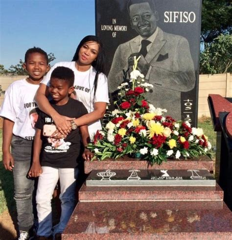 sfiso ncwanes wife sfiso ncwane s son posts emotional father s day message