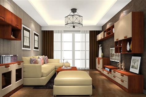 room style classic south korean style living room interior design