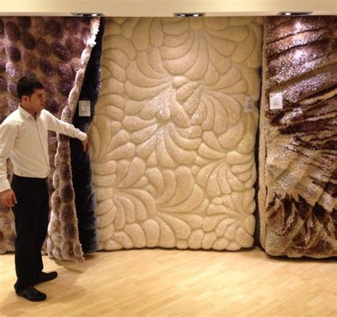 Creative Rug Designs by Adding Creative Floor Rugs And Carpets To Modern Interior