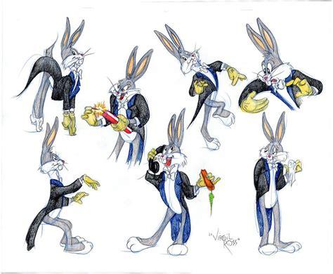 Bros Rhapsody auction howardlowery warner bros animator virgil