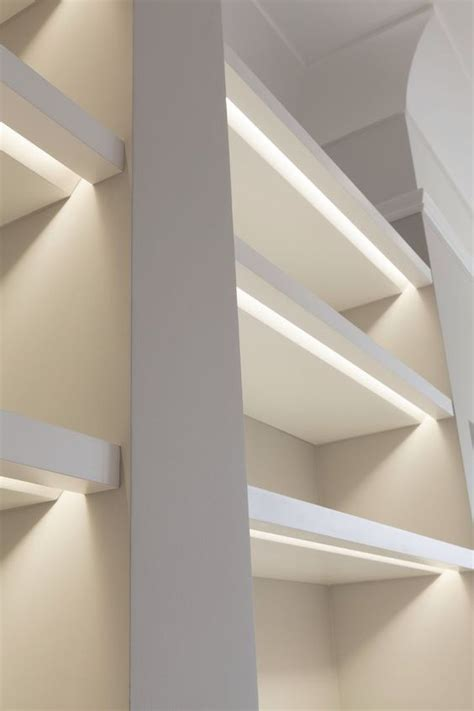 closet lighting with style cove f c lights and interiors