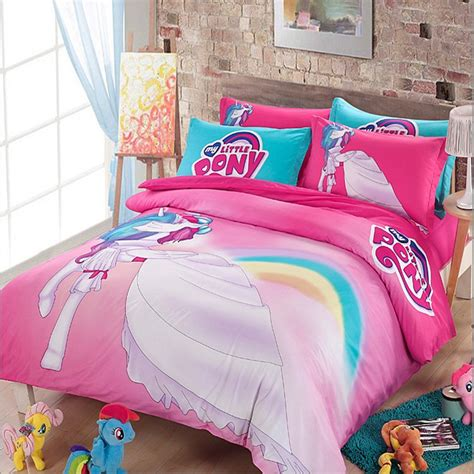 my little pony comforter queen popular pony bedding set buy cheap pony bedding set lots