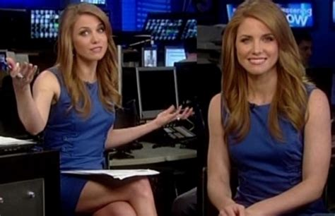 why do most of women reporters on fox have long hair top 10 hottest women news anchors around the world