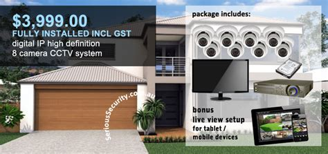 cctv security installers in sydney serious