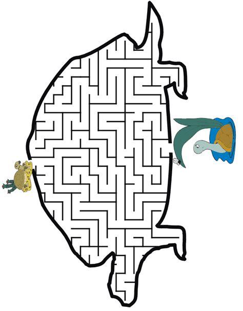 printable turtle maze free for kids turtle maze
