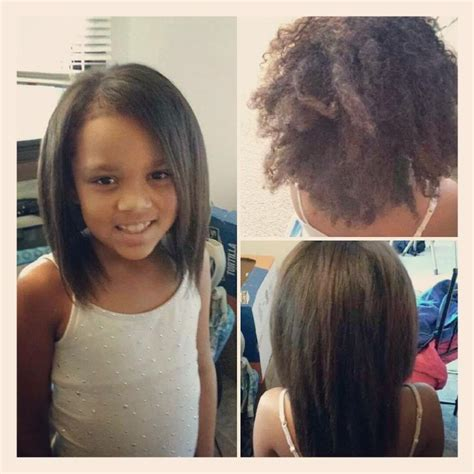 medium bob hairstyles brazillian blowout my baby would love this brazillian blowout