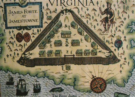 a small town story colonial virginia books workers play at jamestown virginia in 1609