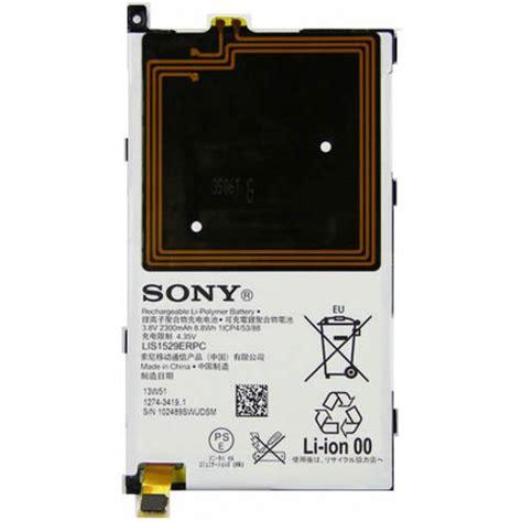 Battery Baterai Batre Sony Xperia Z1 Mini Z1 Compact Original sony xperia z1 compact battery replacement service