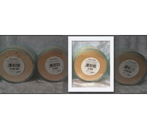 Wardah Luminous Powder 03 Ivory halal cosmetics singapore everyday luminous powder