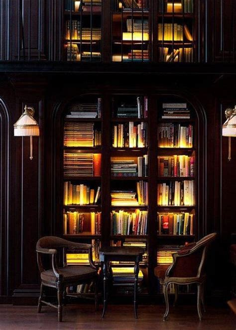 beautiful bookcases beautiful lighted bookcase all things lit pinterest
