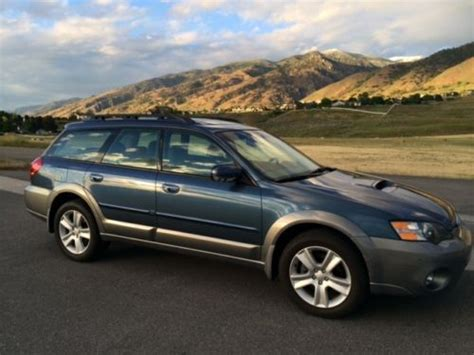buy car manuals 2005 subaru legacy user handbook buy used 2005 subaru outback xt turbo limited legacy gt wagon manual 5spd only 68k miles in