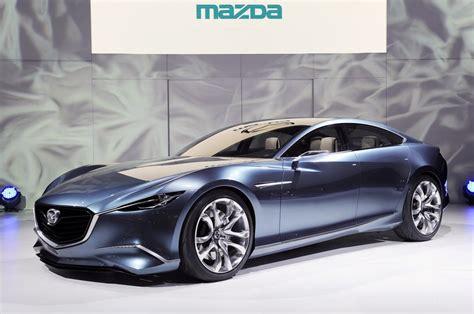 mazda motor company mazda announces new design theme kodo soul of motion