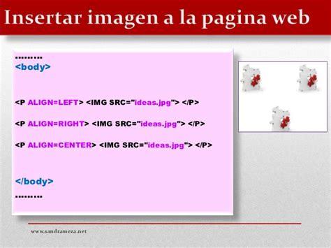 como subir imagenes a web crear una pagina web con bloc de notas