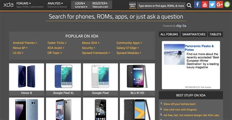 android help forum unlocked mobiles 4 top forums for android handset support advise and chat