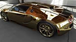 Gold Plated Bugatti Veyron Price Bugatti Veyron In Gold