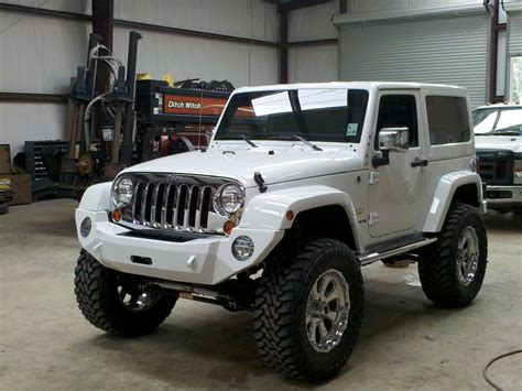 jeep wrangler white 4 door lifted white lifted jeep wrangler 4 door imgkid com the