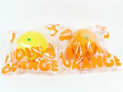 Sale I Orange Squishy By Ibloom Licensed Puni Maru Sof out of production ibloom jumbo orange grapefruit squishy scented 183 uber tiny 183 store