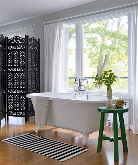 creative  inspiring bathroom decorating ideas