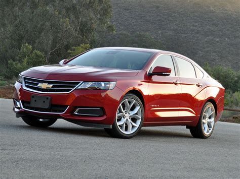2015 chevrolet impala overview cargurus
