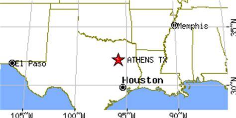 athens texas map athens texas tx population data races housing economy