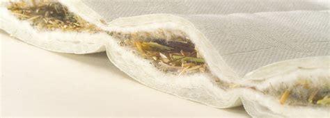 cuscini wenatex inserto rigenerante alle erbe alpine wenatex
