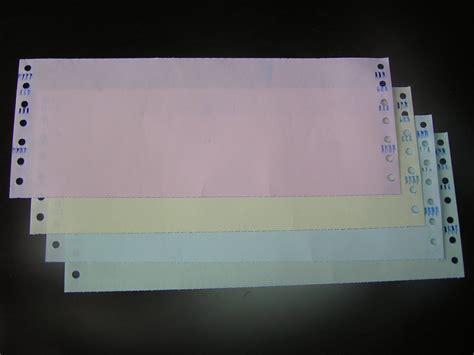 Diskon Continous Form 2ply china continuous printing paper 381 china continuous form printing paper computer printing