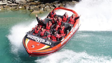 shotover jet boat video shotover jet queenstown nz youtube